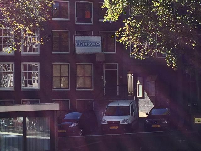 Nieuwe Keizersgracht Amsterdam
