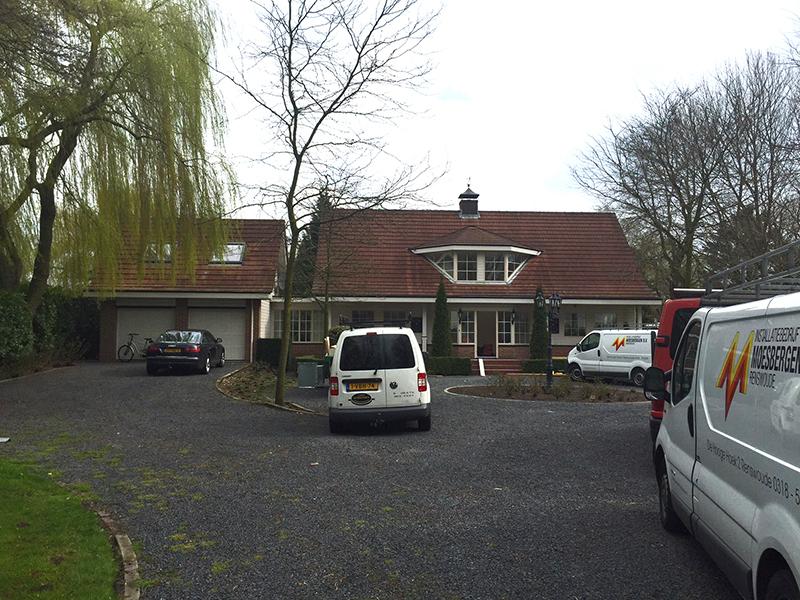 Verbouwing woning te Veenendaal