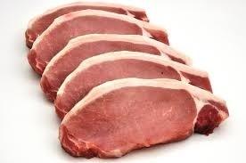 Consumptie varkensvlees gedaald