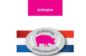 Ton Wortel en Paul Jansen kwartiermakers bij Coalitie Vitalisering Varkenshouderij