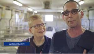 NVV-leden Wim en Gerjo Wolters winnen Agroscoopbokaal