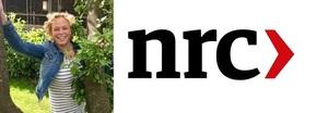 Veel lof en steun voor varkenshoudster na artikel in NRC