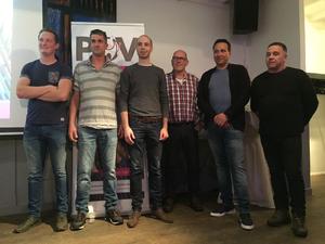 Zuid-Oost vijfde regio met POV-bestuur: Eric Stiphout voorzitter