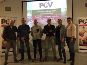 POV-leden kiezen regiobestuur Limburg