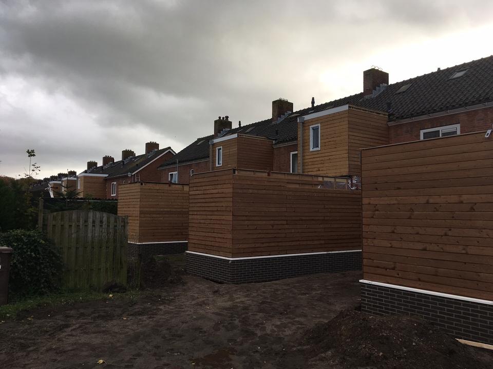 Renovatie en Uitbreiding Gemeentewoningen Renswoude