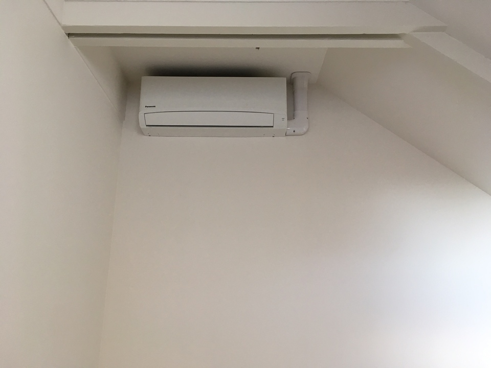 Zolder verbouwing woonhuis Amersfoort