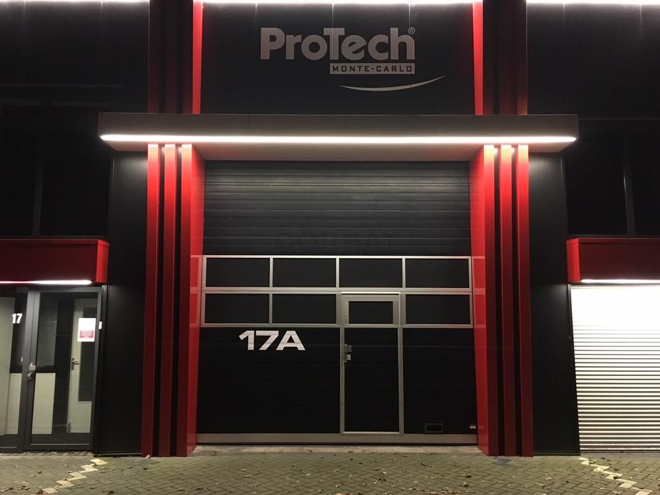 Gevelverlichting bij ProTech te Ede