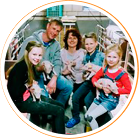 Pluimvee- en varkensbedrijf Rensen