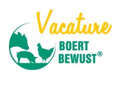 Vacature: certificeerder Boert Bewust