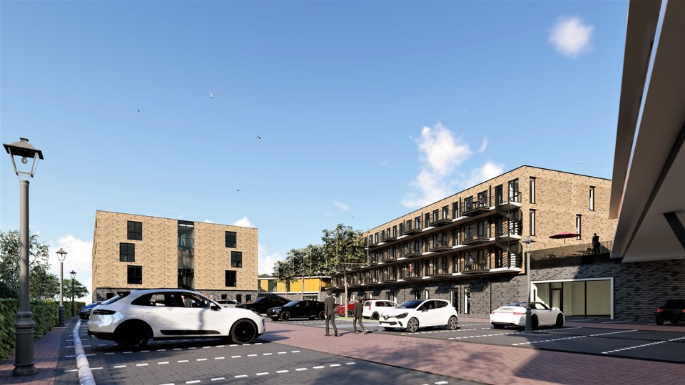 Nieuwbouw project De Gelderhorst en Valley Center West te Ede