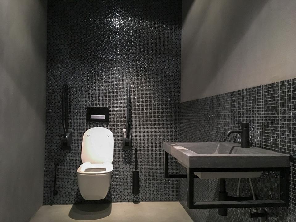 Toilet verbouwing Eleonora Barneveld