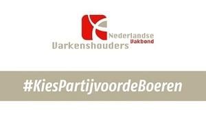 NVV start social media-campagne #KiesPartijvoordeBoeren