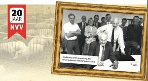 NVV trekt kar met oprichting producentenorganisatie