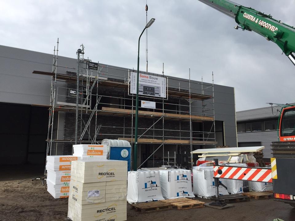 Nieuwbouw Flexx Service Renswoude