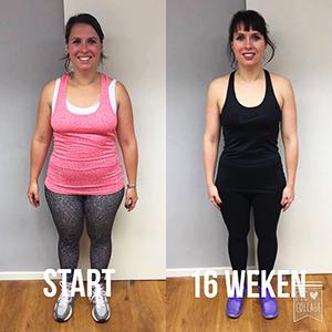 Marielle van de linden - 16 weken
