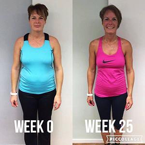 Ester Schroder - 25 weken