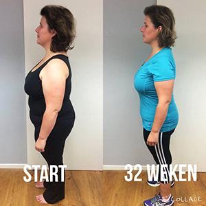 Petra van Brenk - 32 weken
