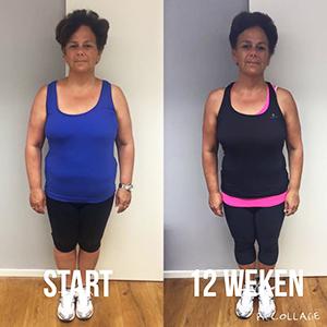 Claudia de Ligt - 12 weken