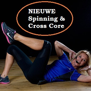 Nieuwe Spinning & Cross Core lessen