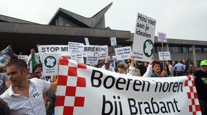 POV treft voorbereidingen voor rechtszaak tegen Brabant