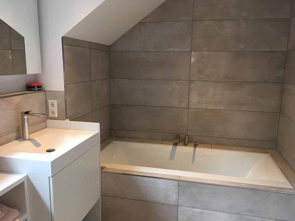 Badkamer verbouwing Amersfoort