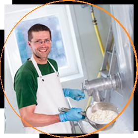 Kleinlangevelsloo biologisch vlees- en melkveebedrijf, boerderijwinkel en kaasmakerij