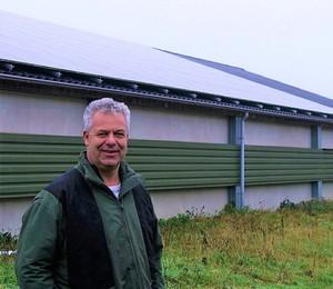 Vleeskuiken- en Melkveebedrijf Mts. Elshof