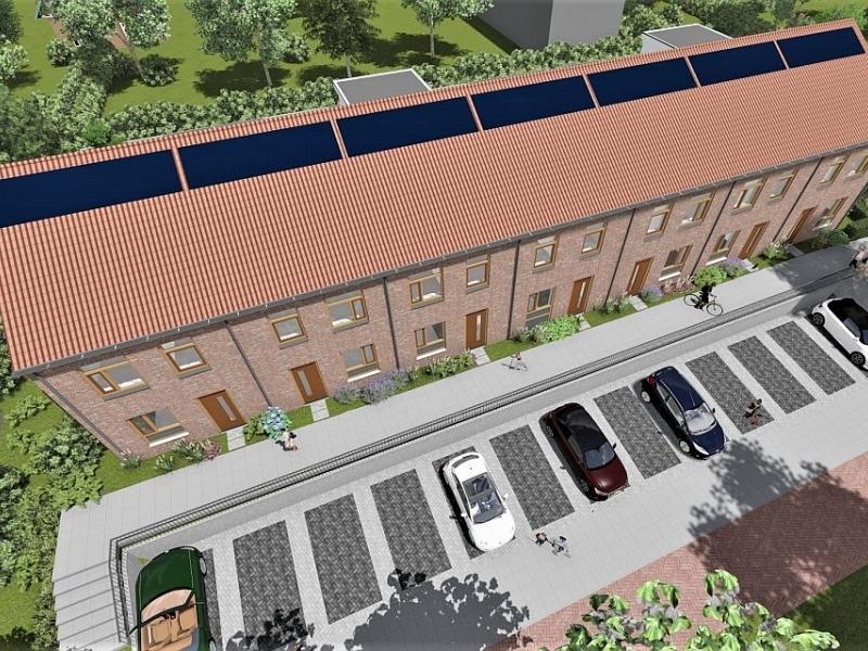 Nieuwbouwproject Trefpunt te Rhenen