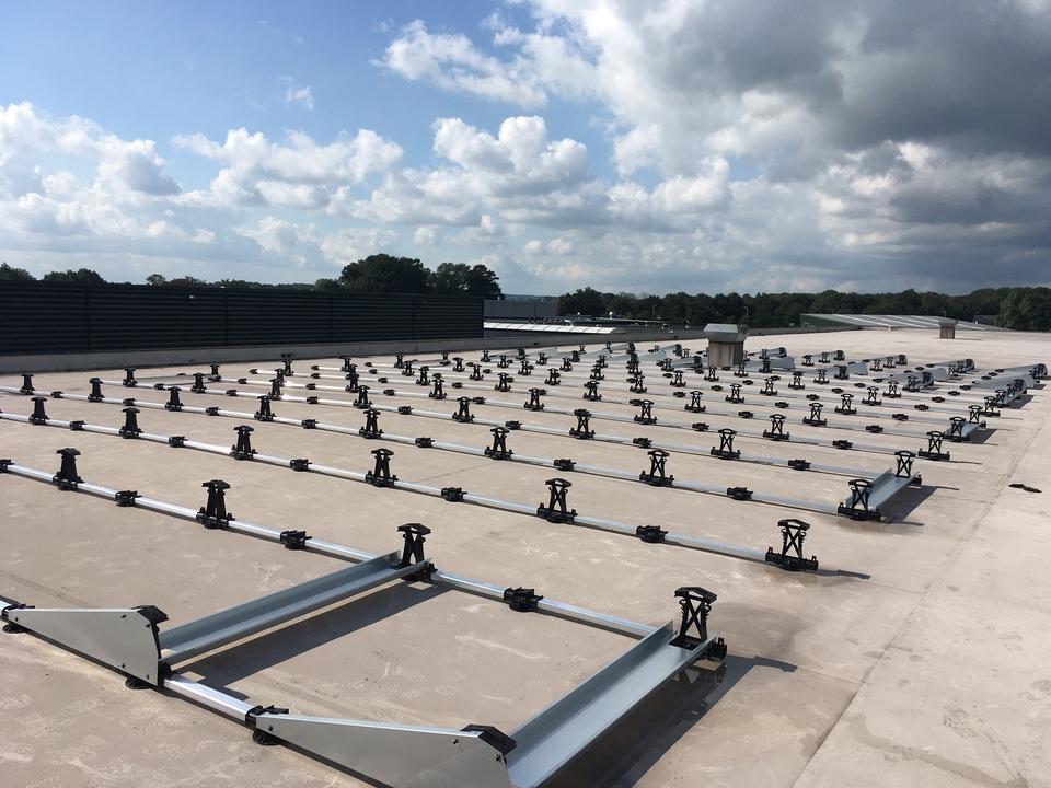 PV Panelen Staalbouw Barneveld