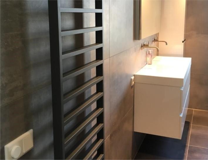Badkamerverbouwing te Renswoude