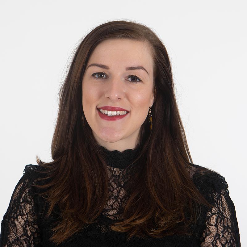 Alicia Hamers - Zorgcoördinator