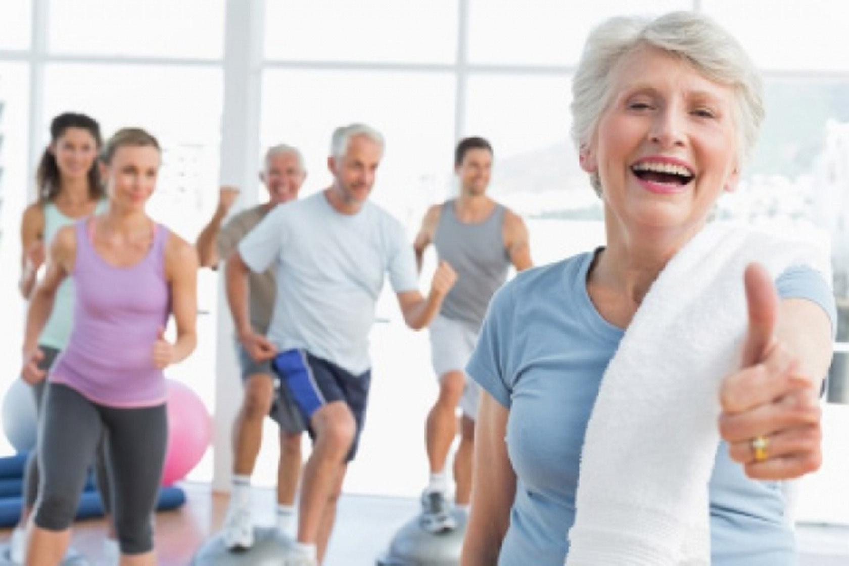 Open Dag Senioren Fitness
