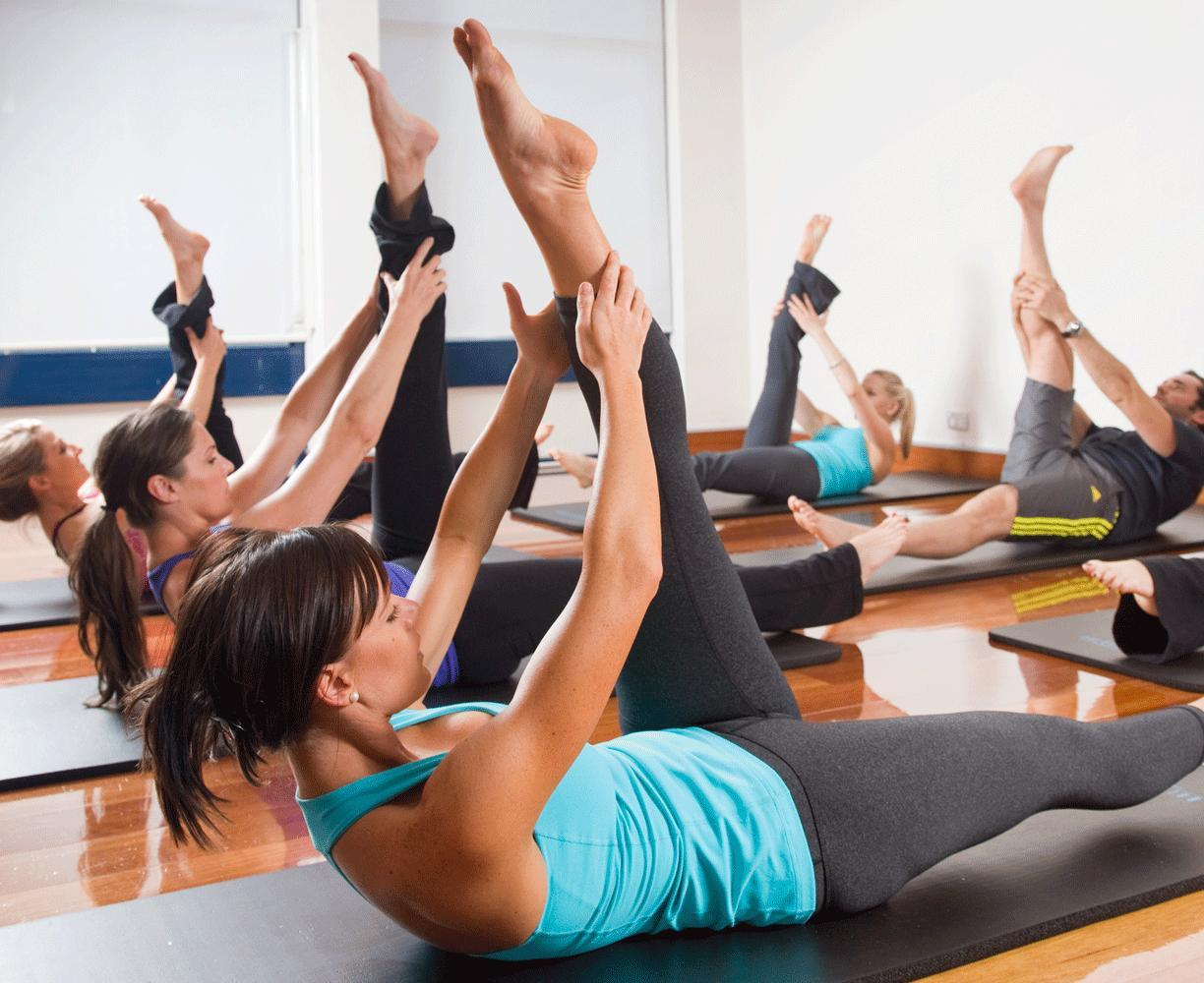 Pilates lessen in Langbroek