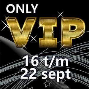Iedereen is VIP