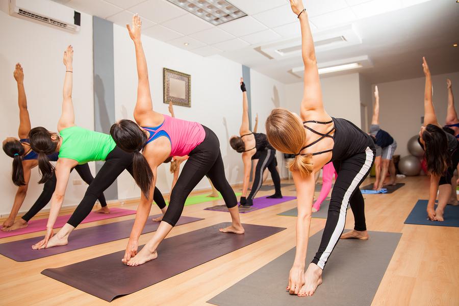 (NIEUW) Yoga in Langbroek