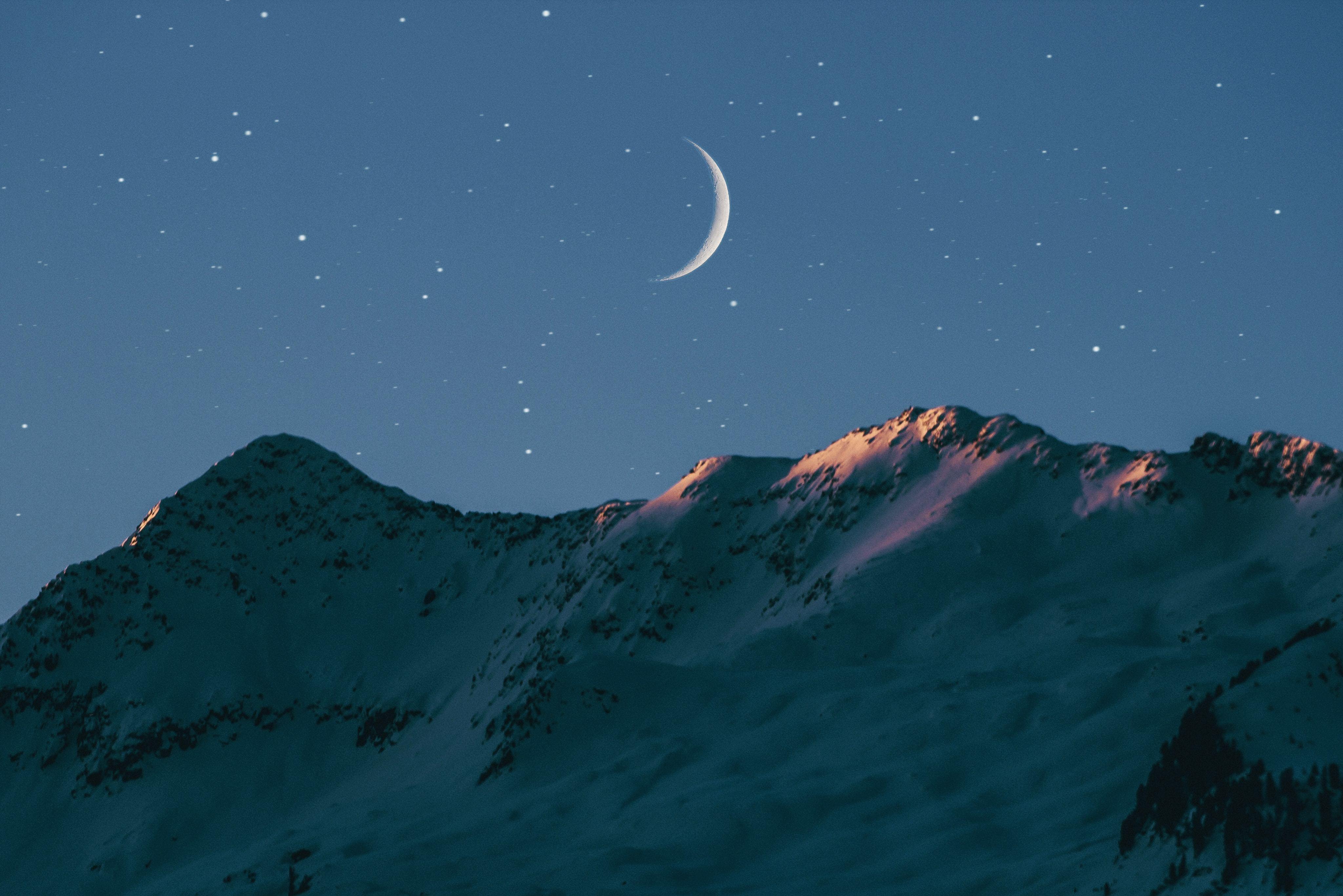 De invloed van het ritme van de maan op jou en mij