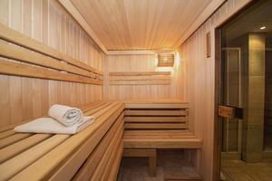 Sauna's open op reservering (vanaf 2 januari)