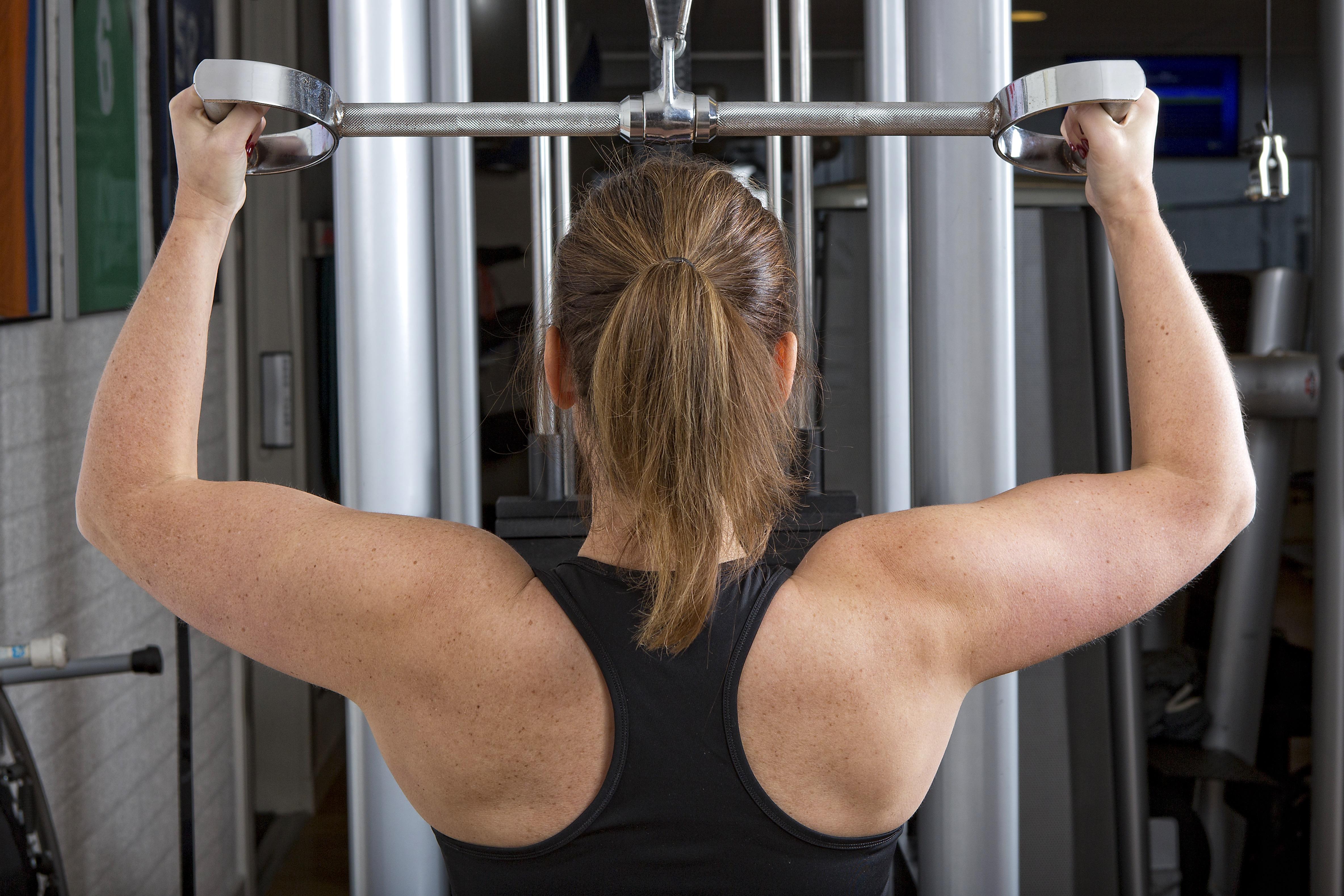 Sportschool open voor Fitness