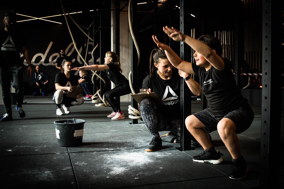 Vondelgym Games 2019 - CrossFit Kids