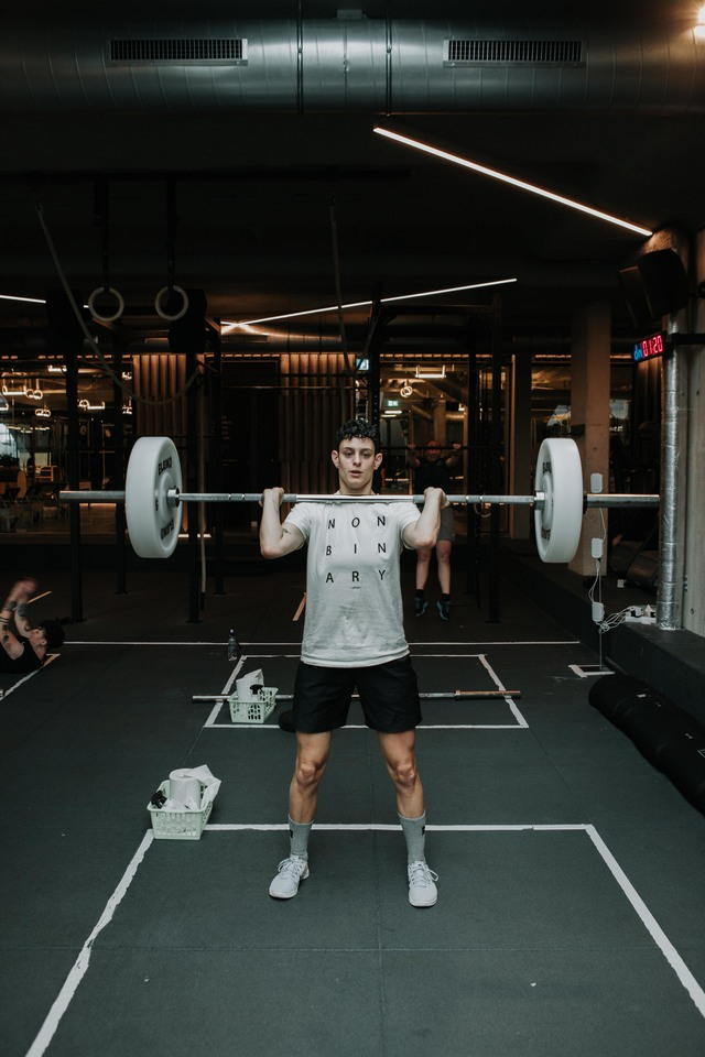 No Gender in the Gym is back!