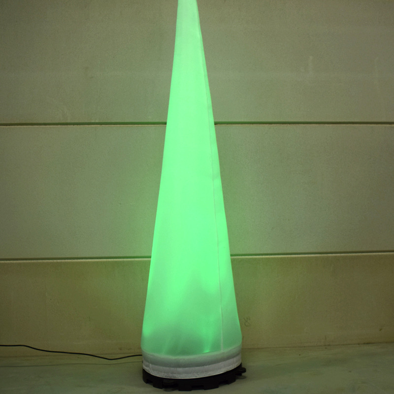 Led cones incl. afstandbediening