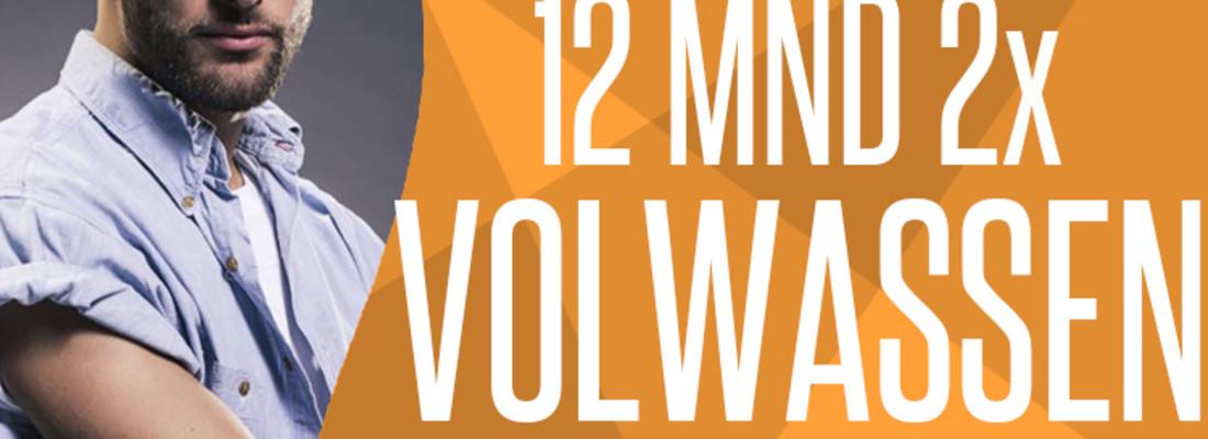 12 mnd 2x pw volwass...