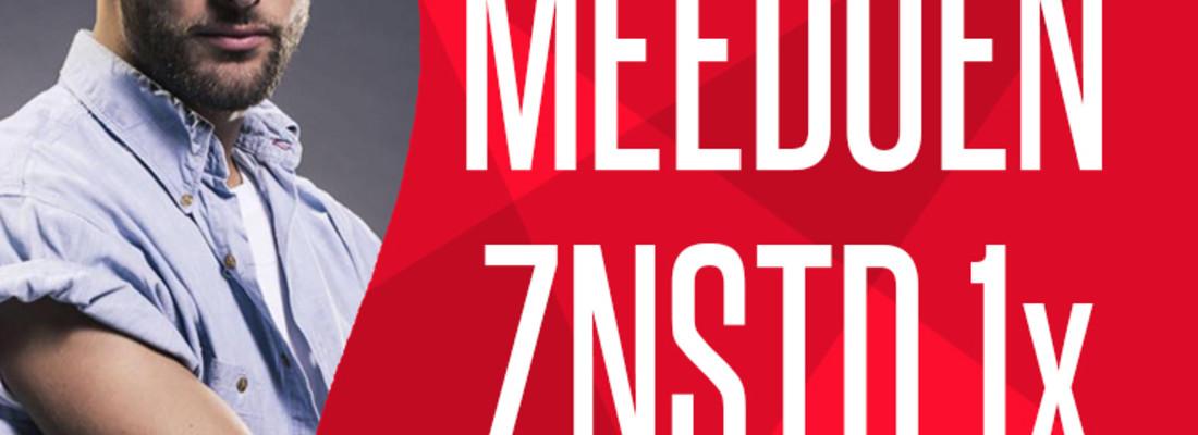 Meedoen Zaanstad 1x pw