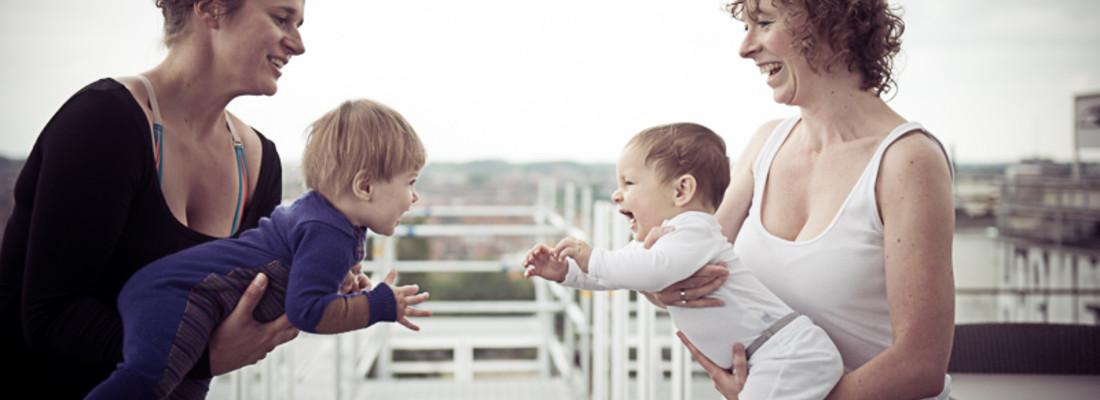 Mama & Baby Yoga (Reeks...