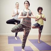 Tiener Yoga (Reeks 1...