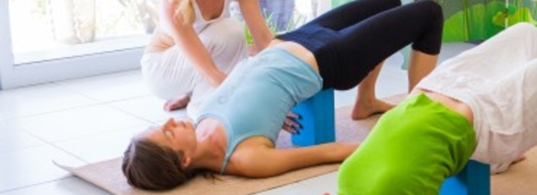 Yoga for Burn Out