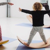 Wobbel Yoga (Reeks 3...