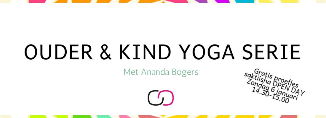 Ouder en Kind Yoga S...