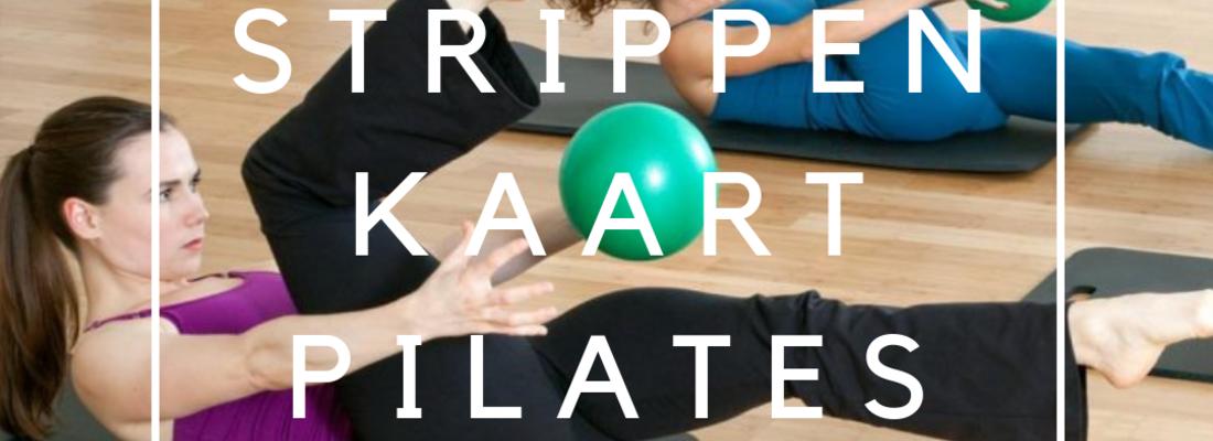Strippenkaart Pilates