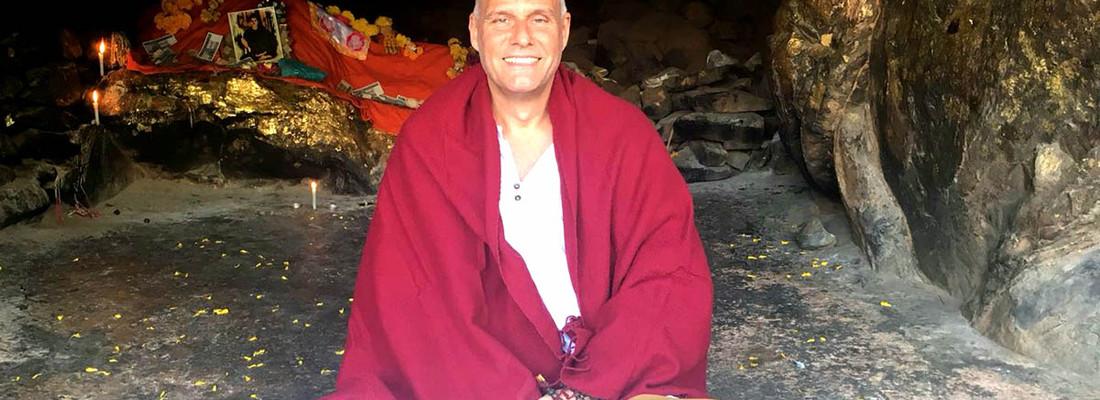 Dhamma talk met Sri Ann...